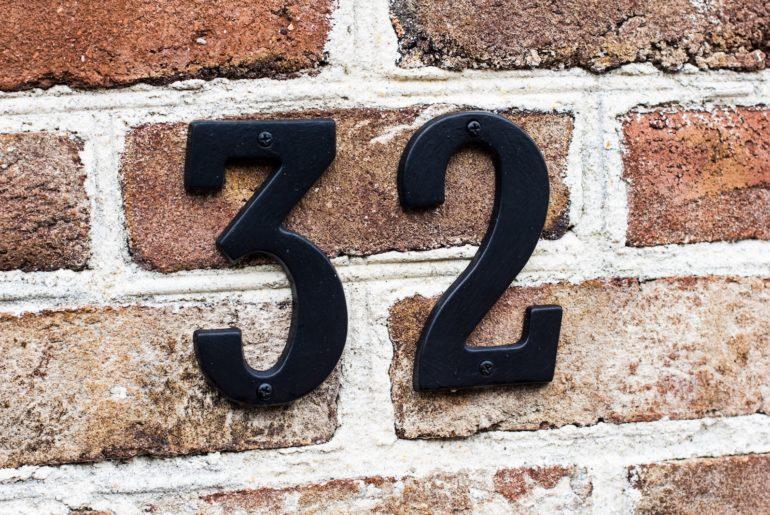 Ustalenie numeru porządkowego nieruchomości