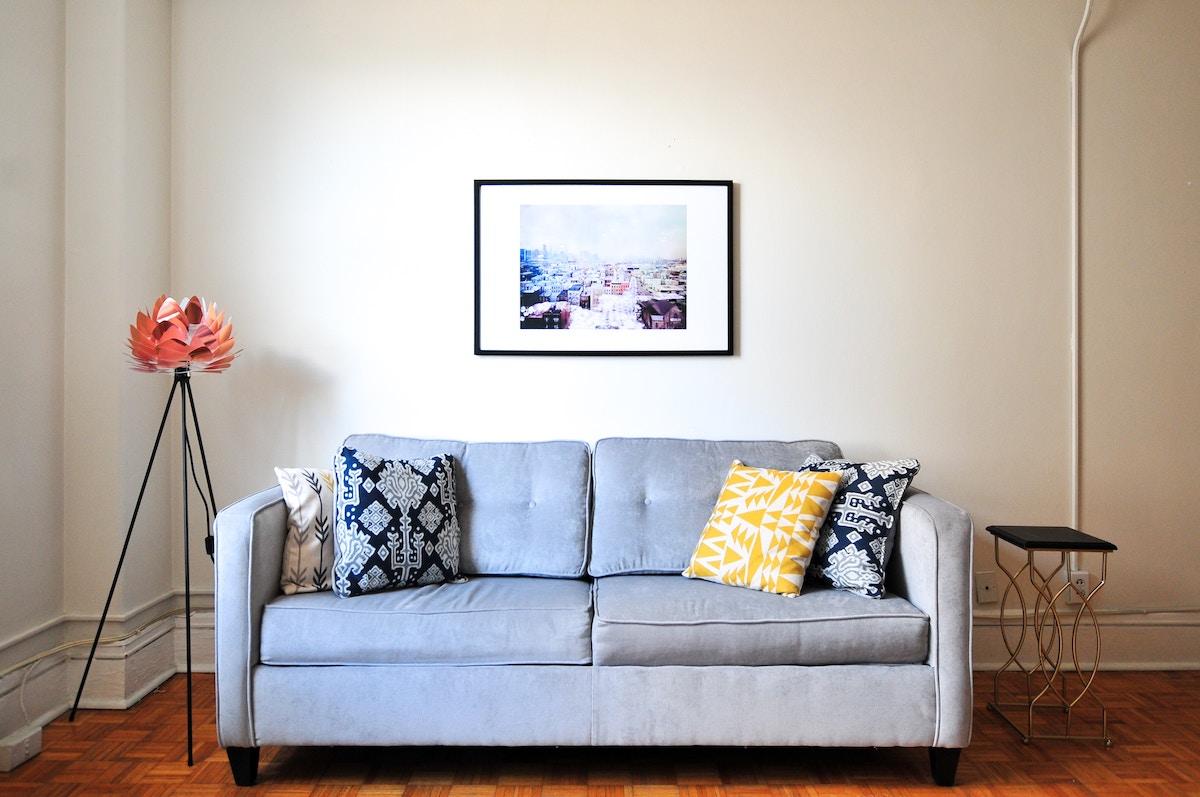 Samodzielna sprzedaż mieszkania - prezentacja lokalu.