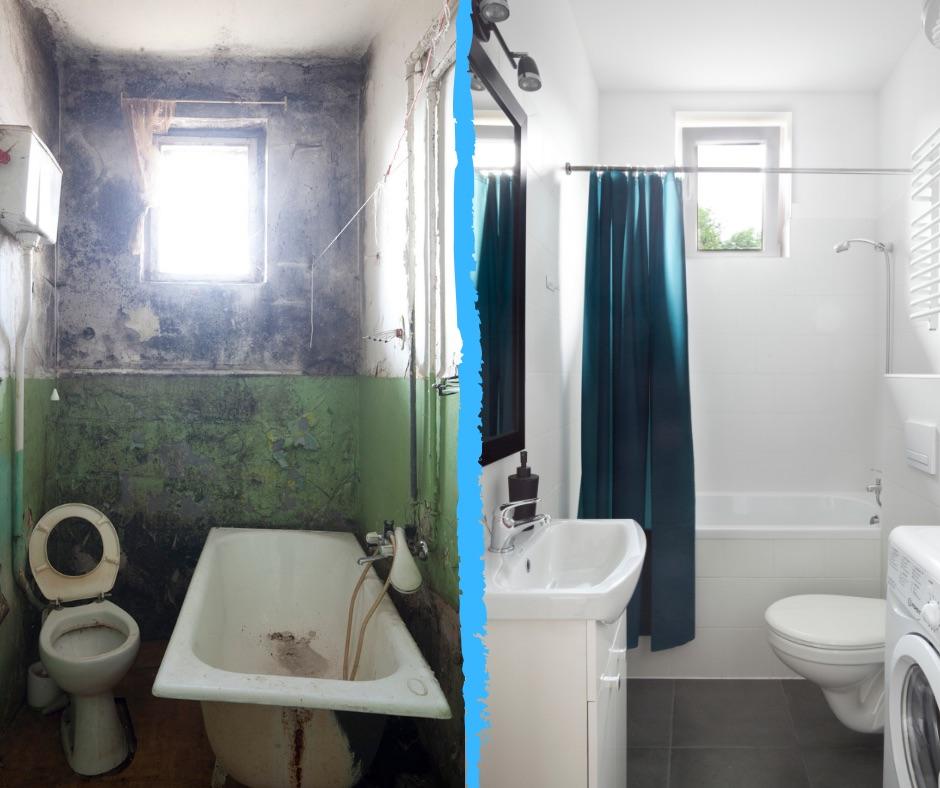 Mieszkanie z przetargu - Warszawa - łazienka