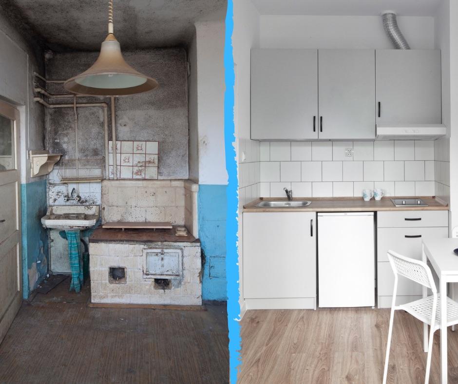 Mieszkanie z przetargu - Warszawa - kuchnia