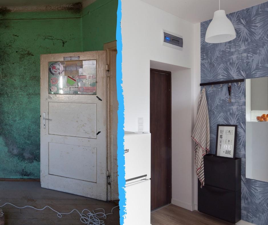 Mieszkanie z przetargu - Warszawa - wejście