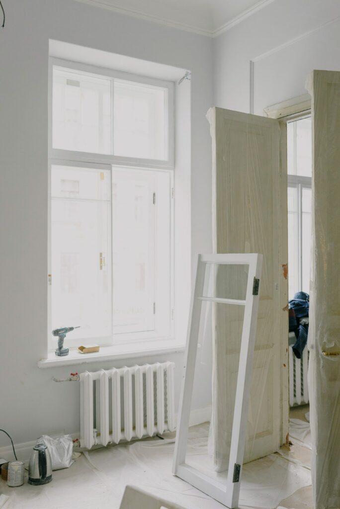 Mieszkanie na flipa - remont, home staging