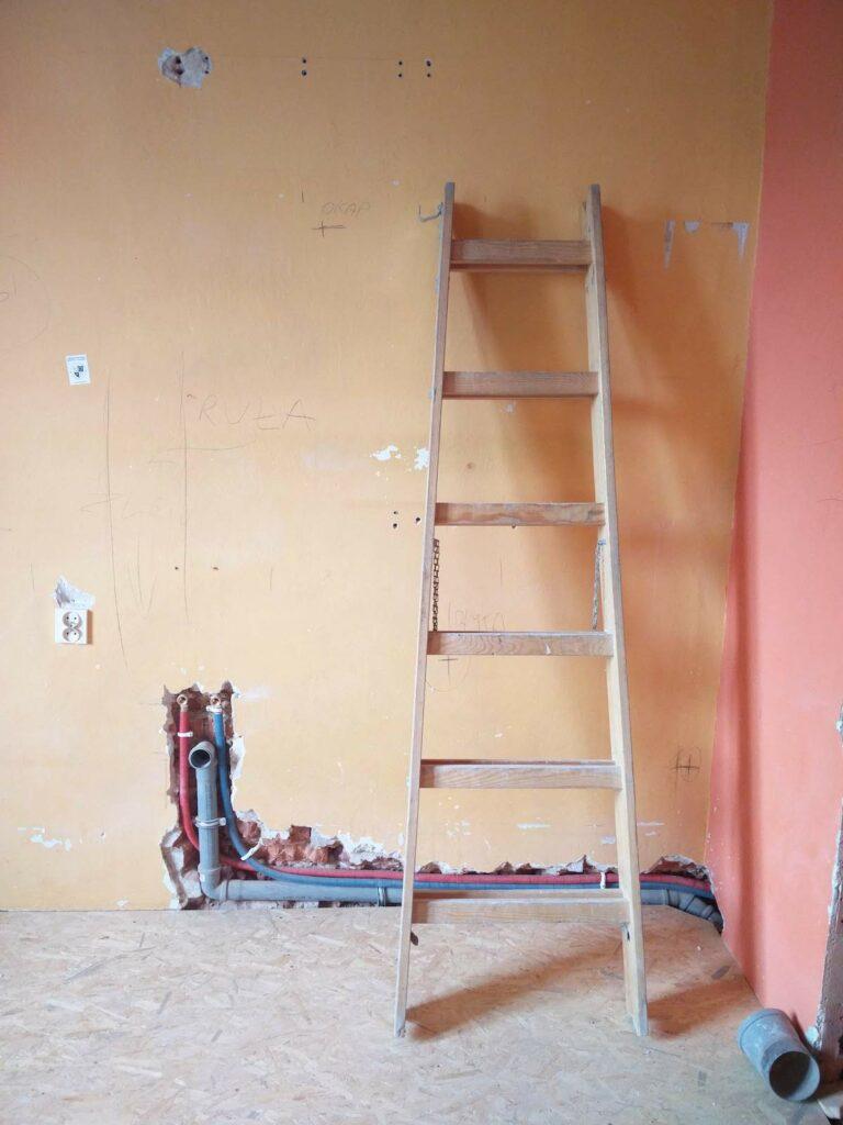 Negocjacje ceny zakupu mieszkania - remont